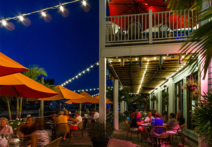 Matanzas on the Bay - Waterfront Dining
