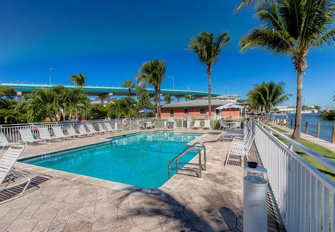 Matanzas Pool
